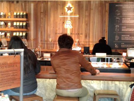 Starbucks Reserve, más alla de los límites del producto
