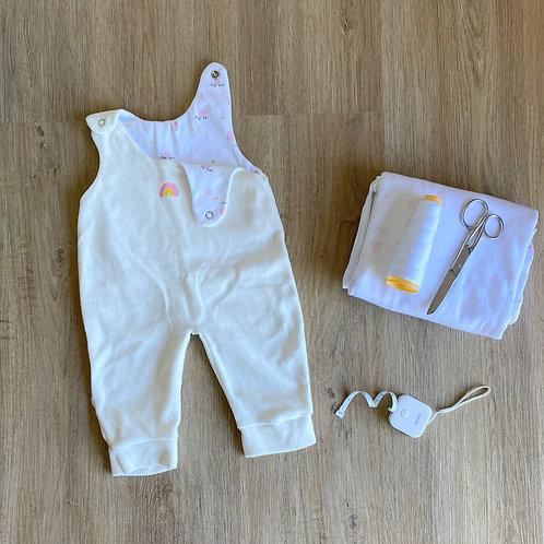 Molde enterito Bebés de 0 a 12 meses