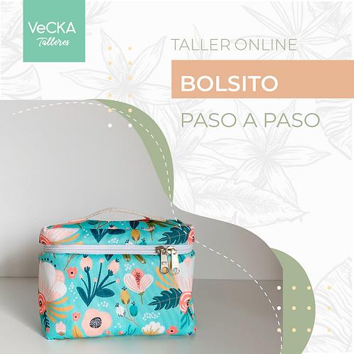 Taller Online Bolsito Multiuso