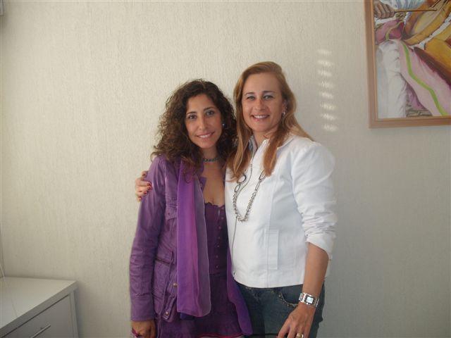 Zen Moraes e Marcia Stival