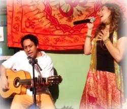 Zen Moraes e Marcos Mohan Das