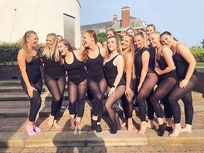 Hillstart Dance Society