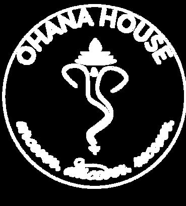 Ohana House Sober Living Logo