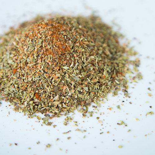 Oikogeneia Greek Blend | Charleston Spice Company | organic hand-blended