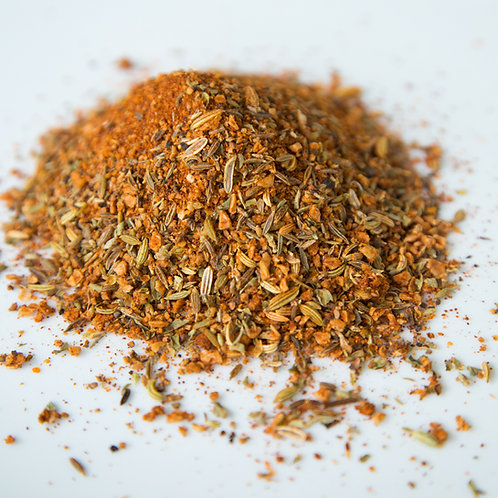 habanero cajun | Charleston Spice Company | organic hand-blended