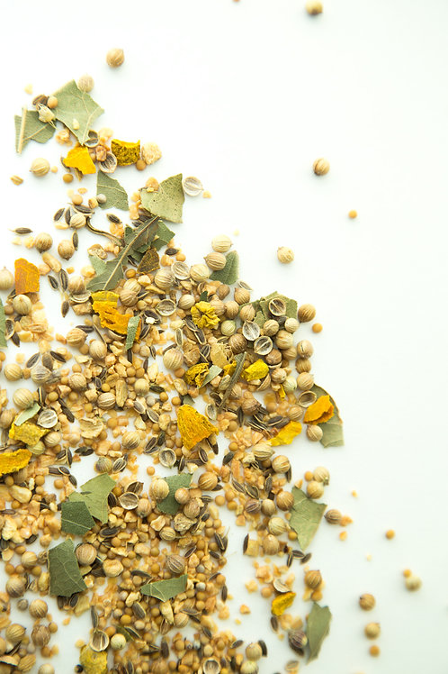 savory pickling   Charleston Spice Company   organic hand-blended