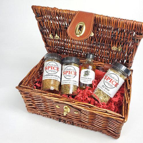 Olive Oil & Spice Lover Basket