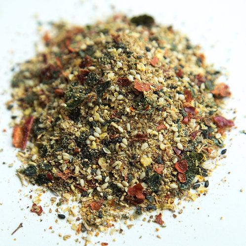 Shichimi Togarashi | Charleston Spice Company | organic hand-blended