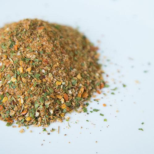 Caribbean Oil Blend   Charleston Spice Company   organic hand-blended