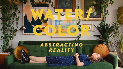 WATER/COLOR: Abstracting Reality GIFT
