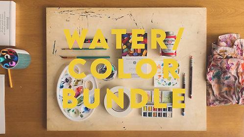 WATER/COLOR Bundle GIFT