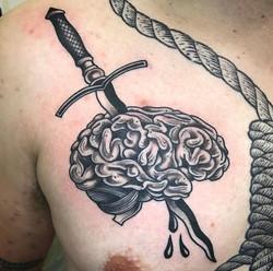 Dagger Brain