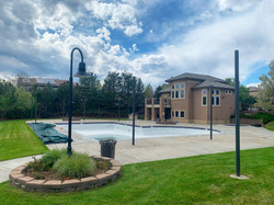 Clubhouse with Pool and Hot tub!