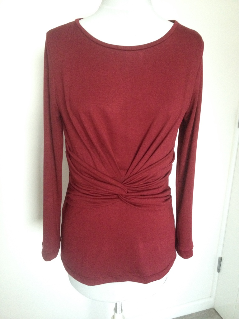 Love Dressmaking red dress