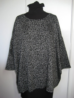 Love Dressmaking Grey Jumper