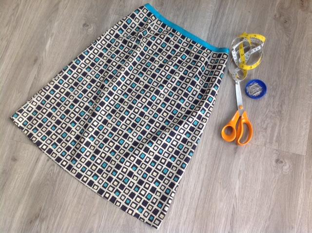 Love Dressmaking A Line Skirt