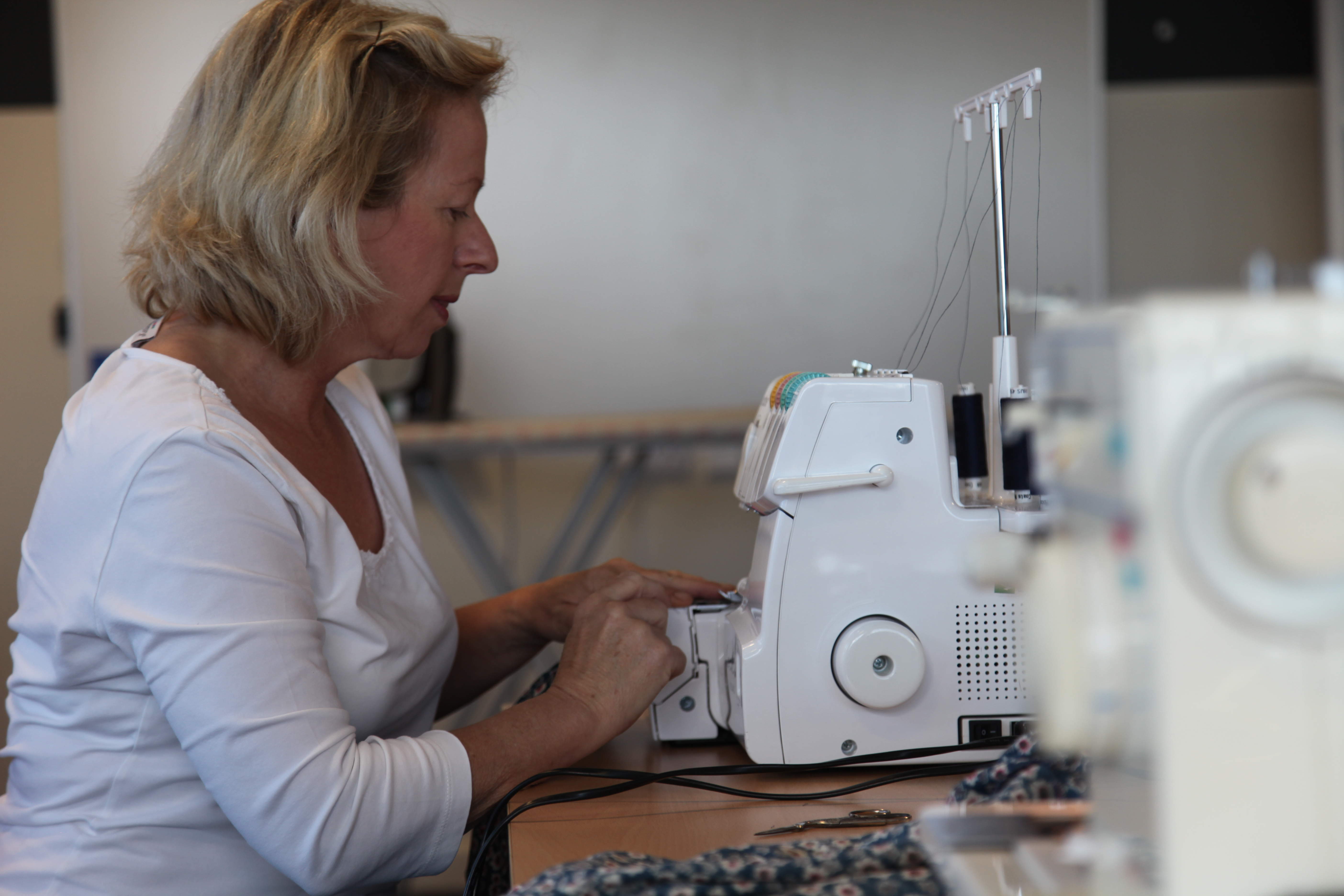 Sewing Machine Love Dressmaking