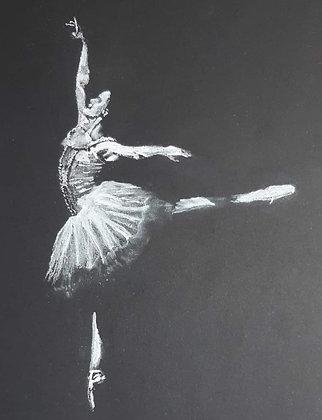 The Ballerina(PRINT)