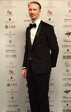 Alasdair James Dodds at the Annual Asian awards
