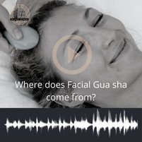 Where does Facial Gua sha come from?