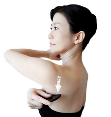 Neck sequence Gua Sha Guide Book Clive Witham