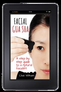 Facial Gua Sha Guide Book Clive Witham