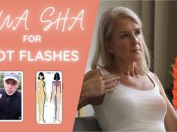 Treat Hot Flashes with Gua sha
