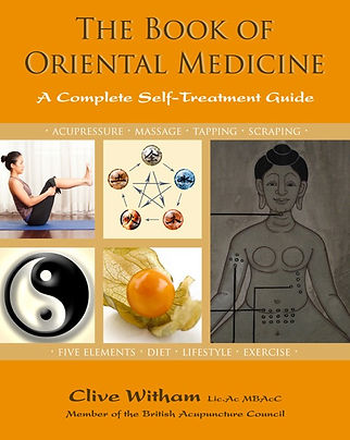 The Book of Oriental Medicine Clive With
