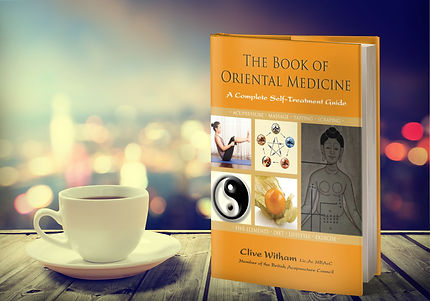 The Book of Oriental Medicine Clive Witham
