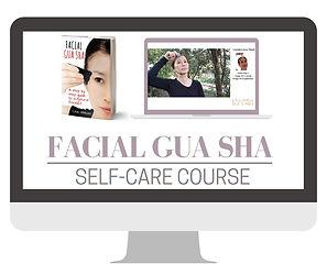 Facial Gua sha Self-care course
