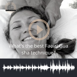 What is the best Facial Gua technique?