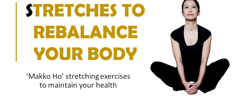 Stretches to balance your health