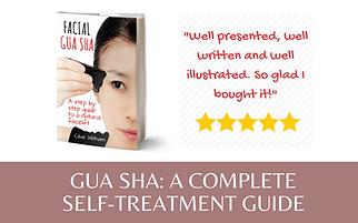 Facial Gua sha book