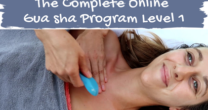 The Gua sha Program Giveaway!