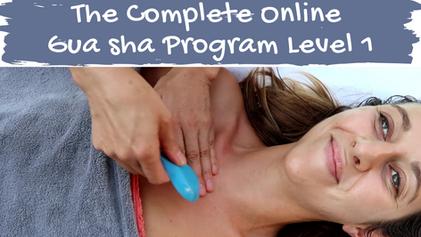 The Gua sha Program Giveaway!