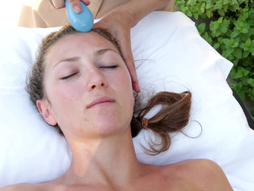 How to get sensational results with Facial Gua sha