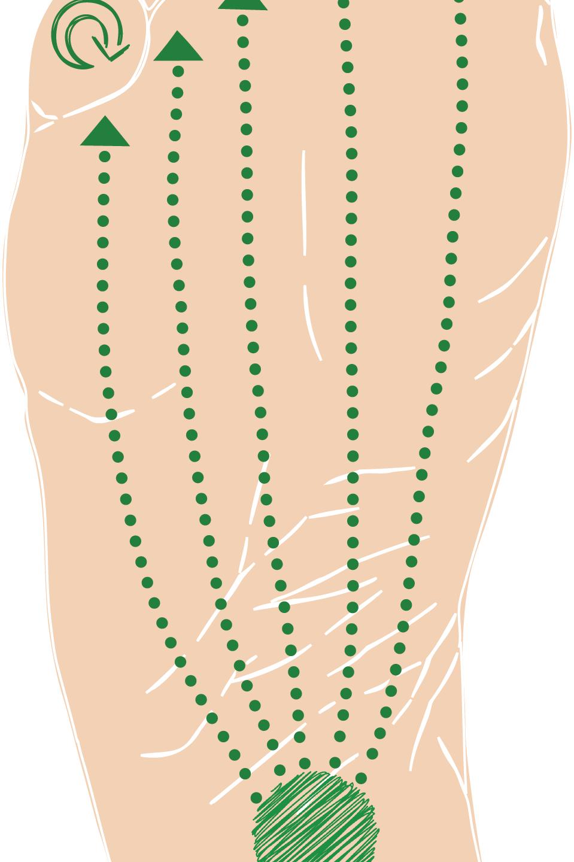 Sole Foot Massage acupressure clivewitha