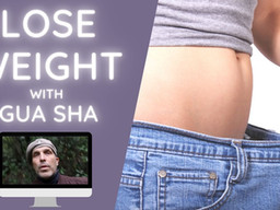 Lose Weight with Gua sha