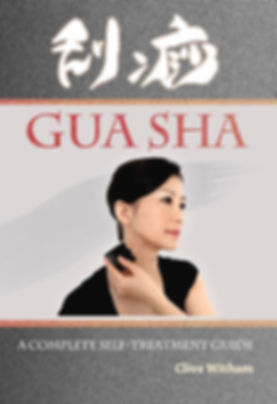 Clive Witham Gua sha Guide Book