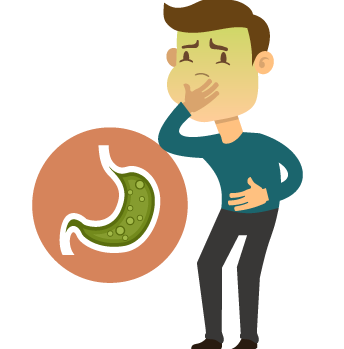 How to stop nausea naturally without drugs