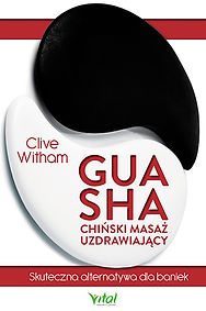 Gua sha Guide book Clive Witham Polish