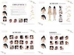 Facial Gua sha Self-care Online Course P