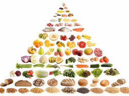 What is a healthy diet? Not the food pyramid!