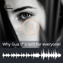 Why Gua sha isn't for everyone!