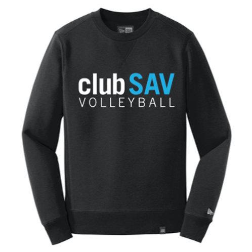 New Era French Terry Crewneck Sweatshirt
