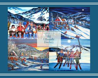 Sport d'hiver -Multiple