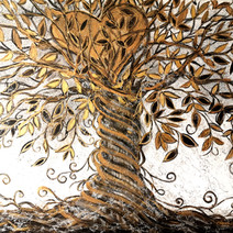 L'albero della vita 36x48