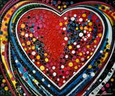 Coeur a coeur 36x36