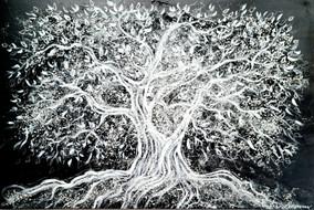 L'arbre de vie 24x36