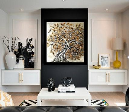 Impression sur toile -L'albero della vita